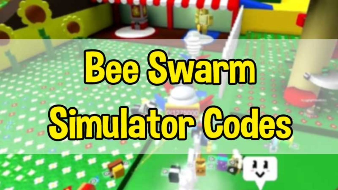All Working Roblox Bee Swarm Simulator Codes 2020
