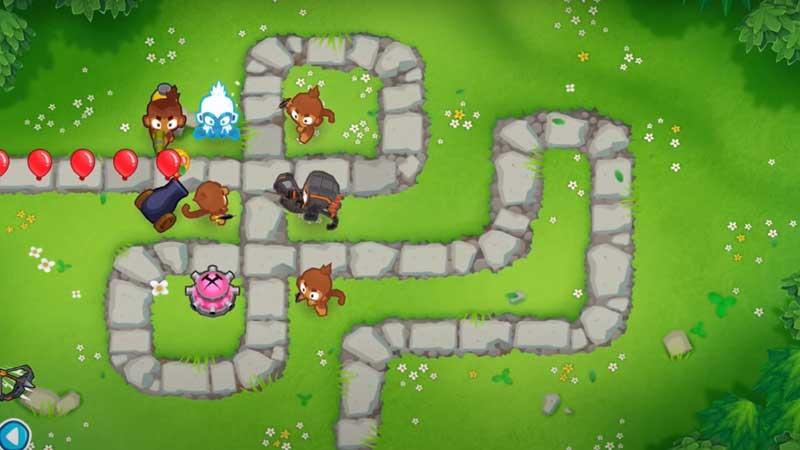bloons-td-6 Best Tower Defense Games