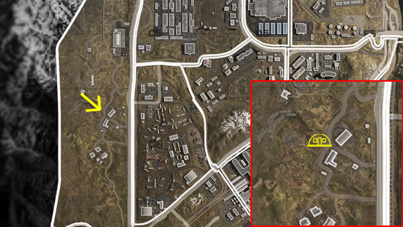 COD Bunker Code - North Junk Yard