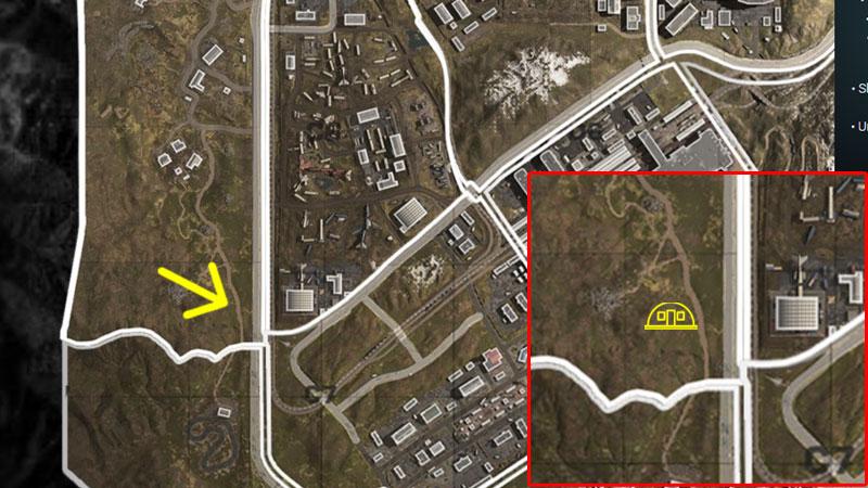 COD Bunker Code - South Junk Yard