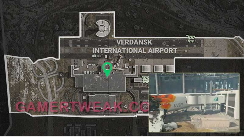 COD Warzone Morse Code 7 Location