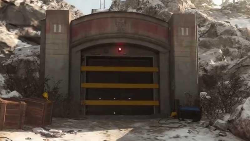 COD Warzone Bunker 11