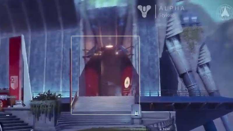 Destiny 2 Xur Location May 15
