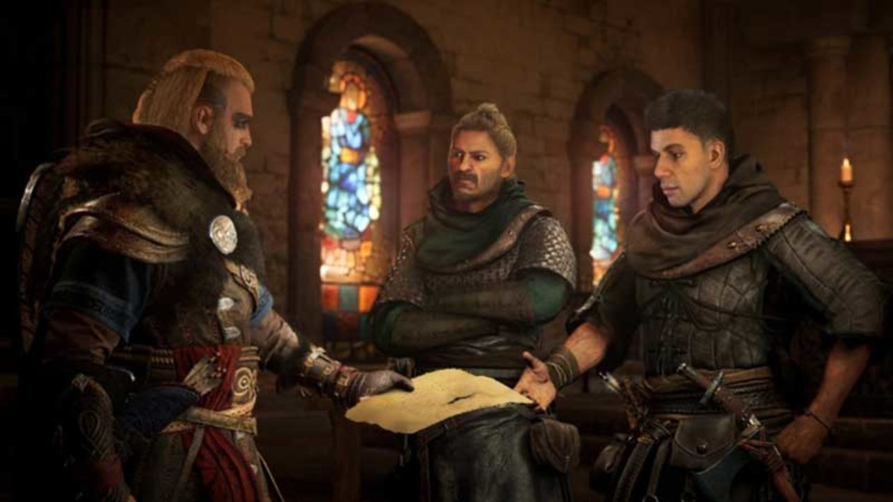 Diplomacy Will Appear In Assassin S Creed Valhalla Gamer Tweak