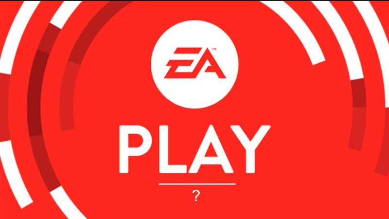 EA Play 2020 Livestream