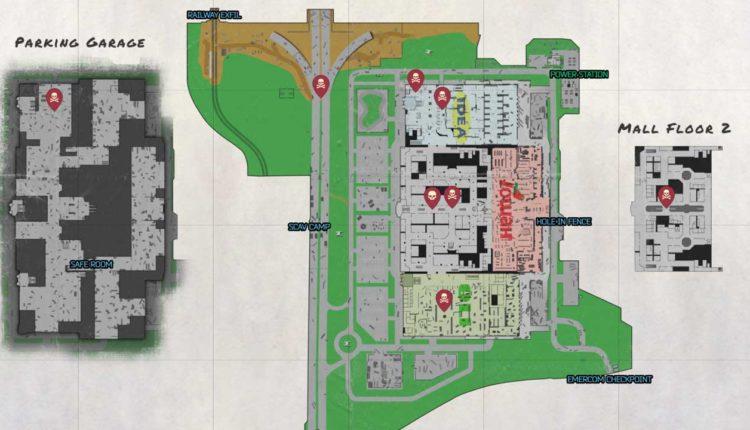 Escape from Tarkov Interchange Map Boss Location