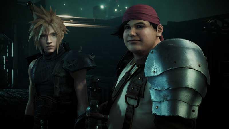 Final Fantasy 7 Remake Skill Farming