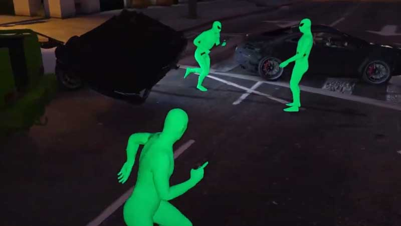how to get gta online alien suit for free