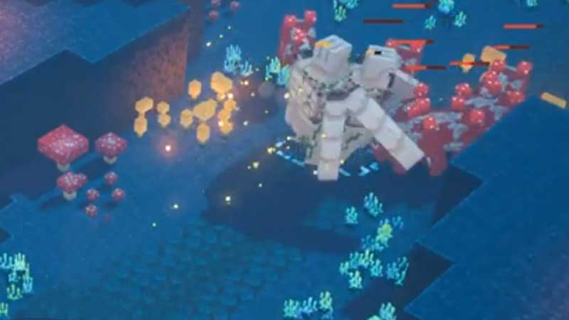 Iron Golem Minecraft Dungeons