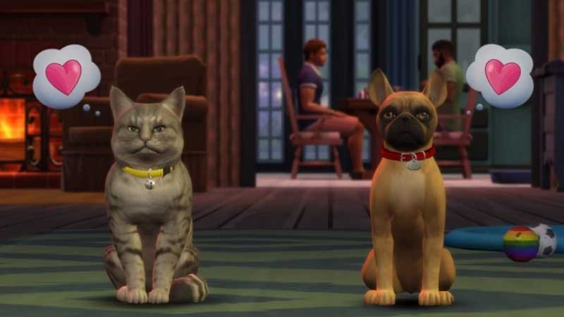 how-to-get-pets-in-sims-4