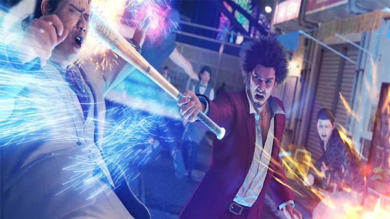 inside xbox yakuza 7 release