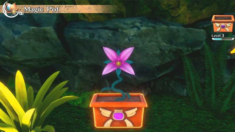 magic pot in trials of mana remake