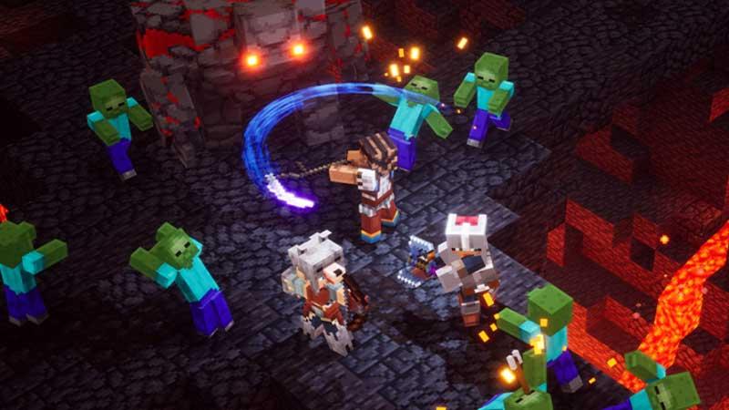 Minecraft Dungeon Best Builds Guide
