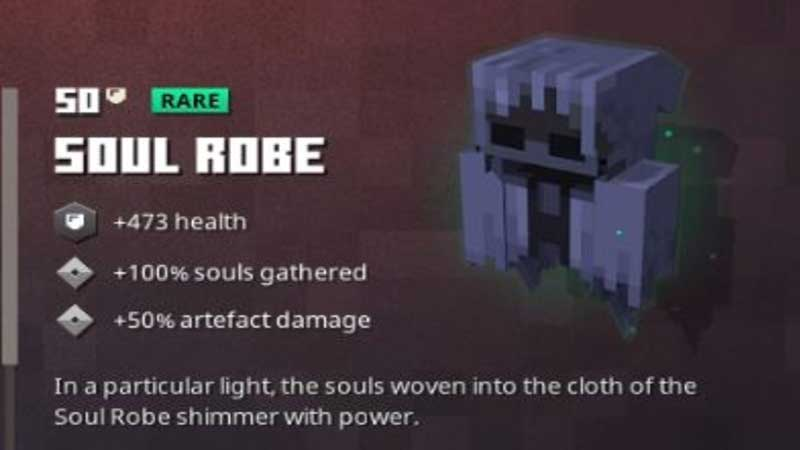 Minecraft Dungeons Armors Guide