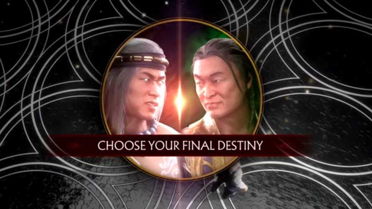 Mortal Kombat 11 Aftermath Multiple Endings Guide - Good vs. Bad