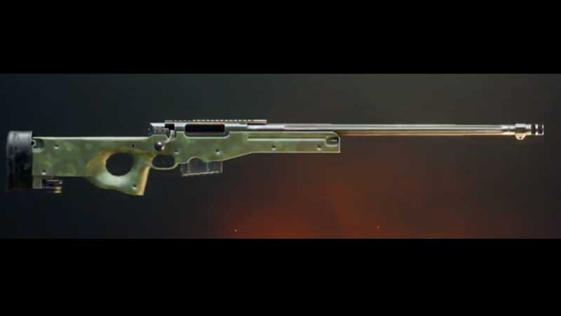 PUBG AWM Rifle