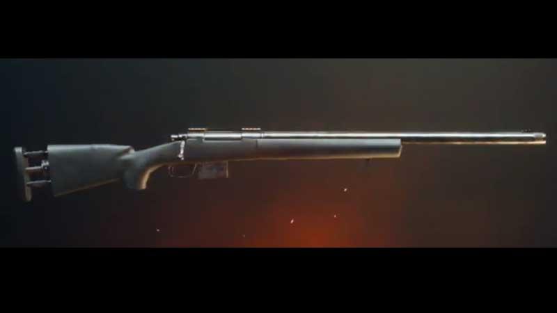 PUBG M24 Rifle