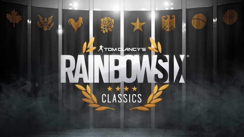 Tom Clancy's Rainbow Six Esports