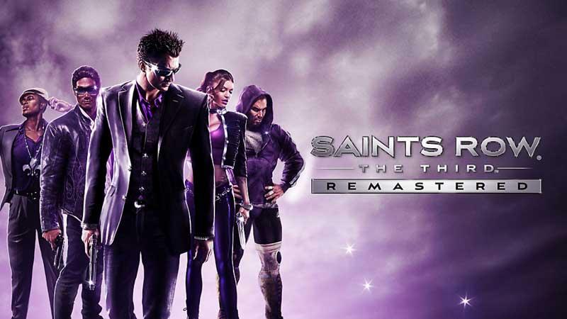 Saint Row The Third Remastered Cheats