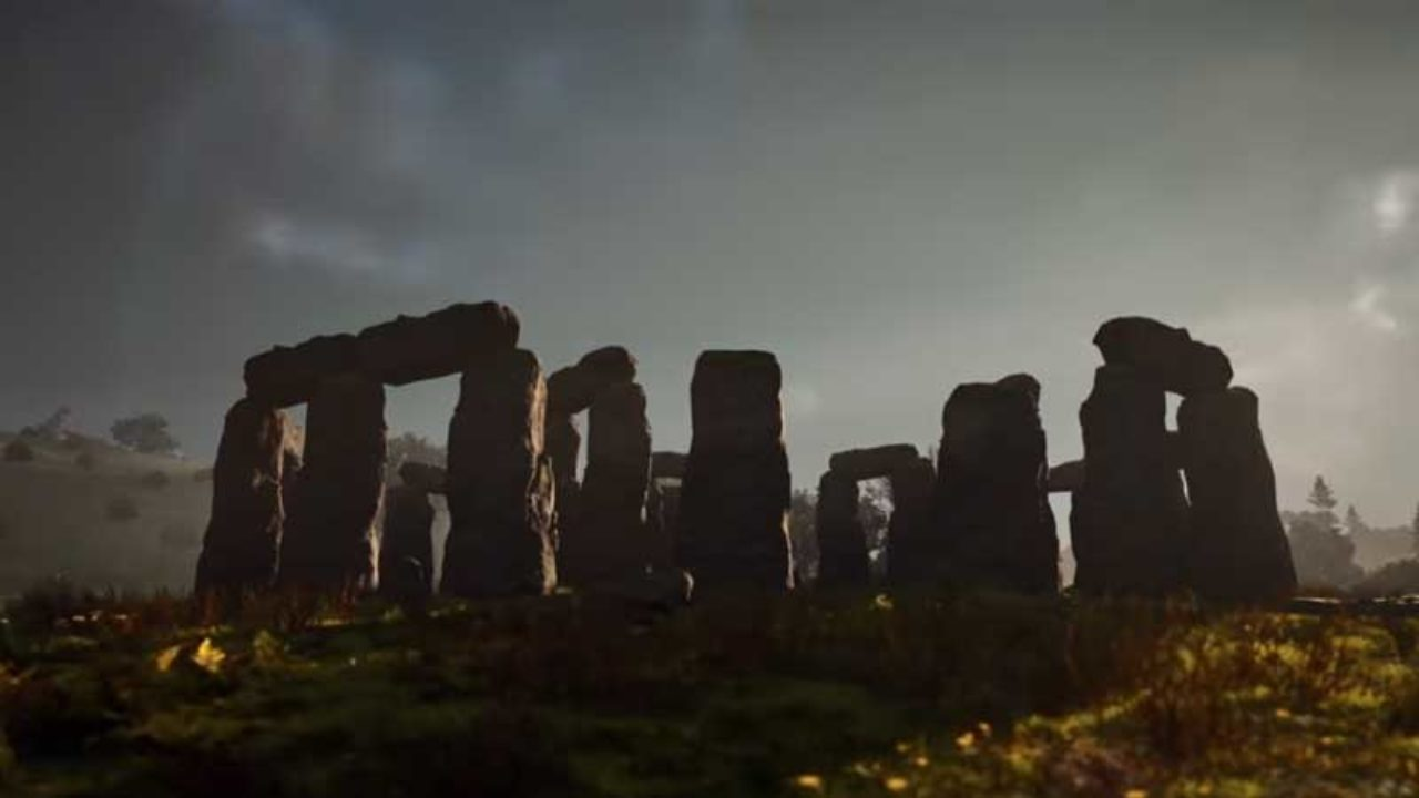 Yes! You Can Go To The Stonehenge in Assassin's Creed Valhalla