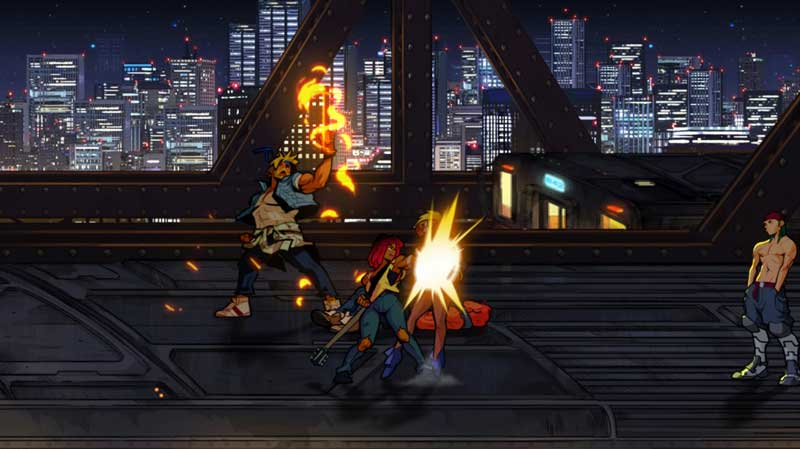 Streets of Rage 4 Beginners Tips