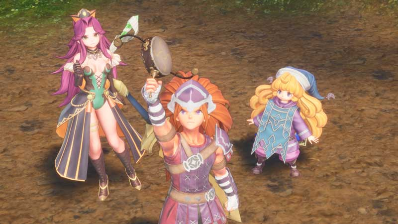 Trails of Mana Remake Best Team Guide