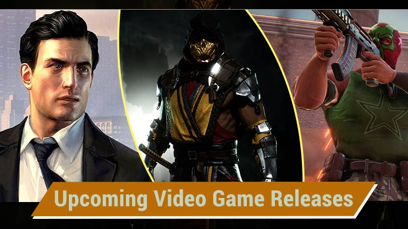 upcoming video game releases 2020