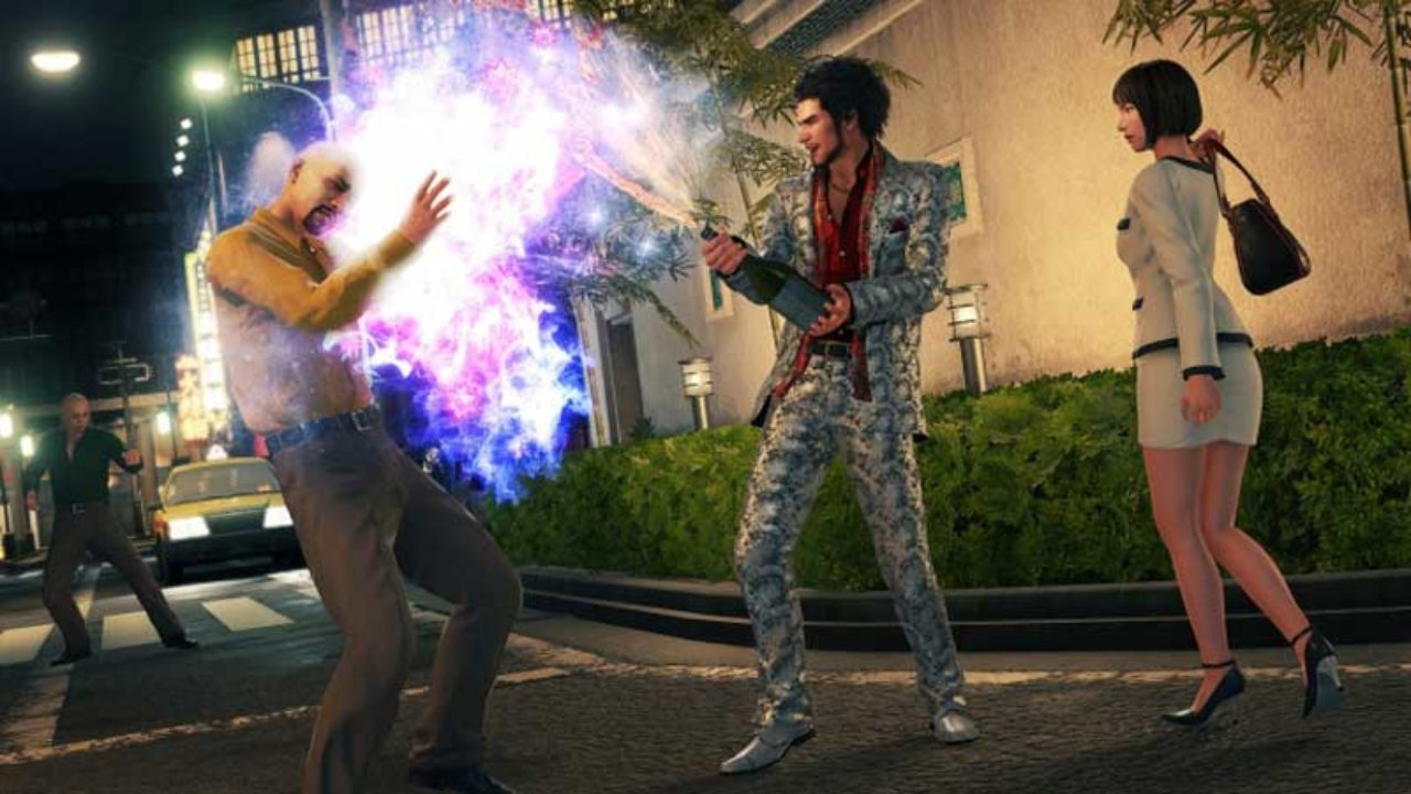 Western Version Of Yakuza Like A Dragon Will Be Released On