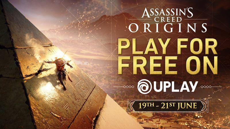 Assassin's Creed Origins Free on PC