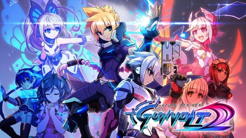 Azure Striker Gunvolt 2 News