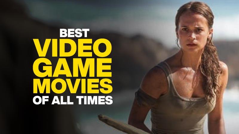 BEST VIDEO GAMES Movies
