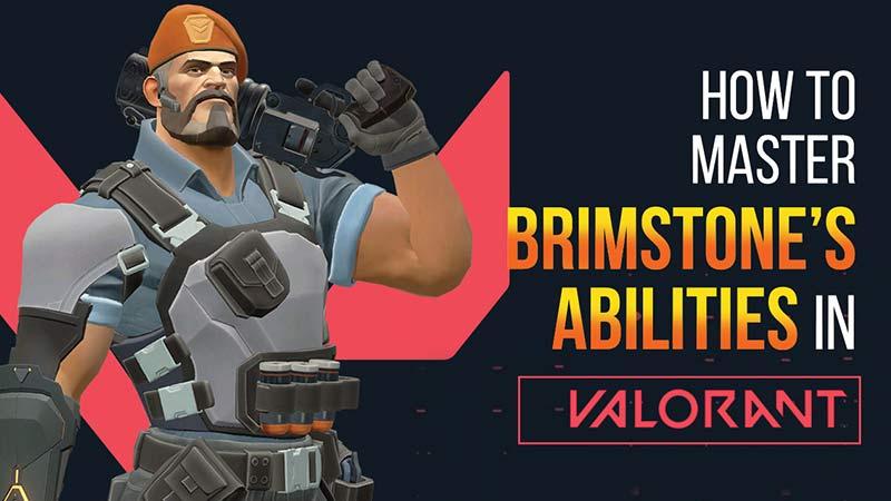 Brimstone Valorant Abilities