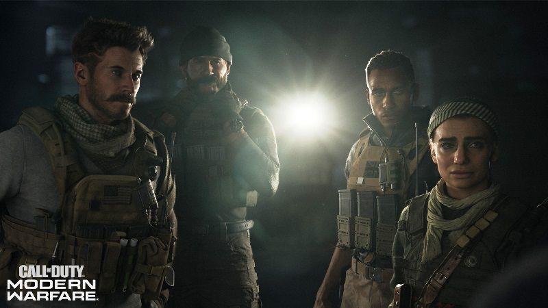 Call of Duty: Modern Warfare Season 4 postponed