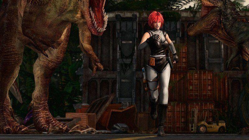 Capcom Vancouver Dino Crisis