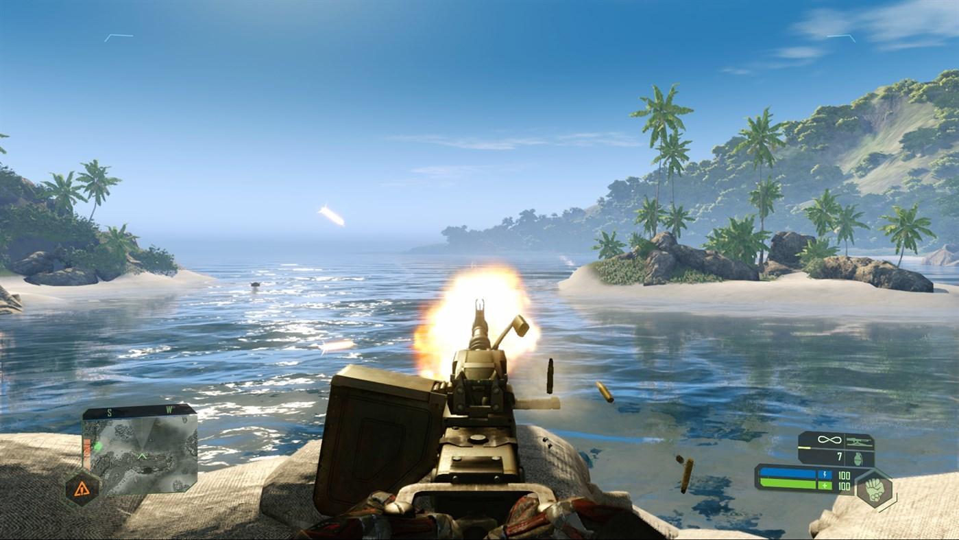 Crysis Remastered Screenshots