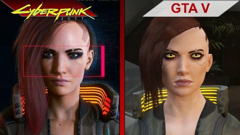 Cyberpunk 2077 GTA