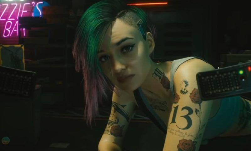 Cyberpunk 2077 Judy Alvarez Romance Option