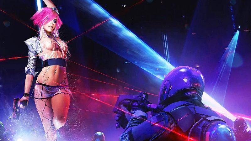 Cyberpunk 2077 Night City Wire Event