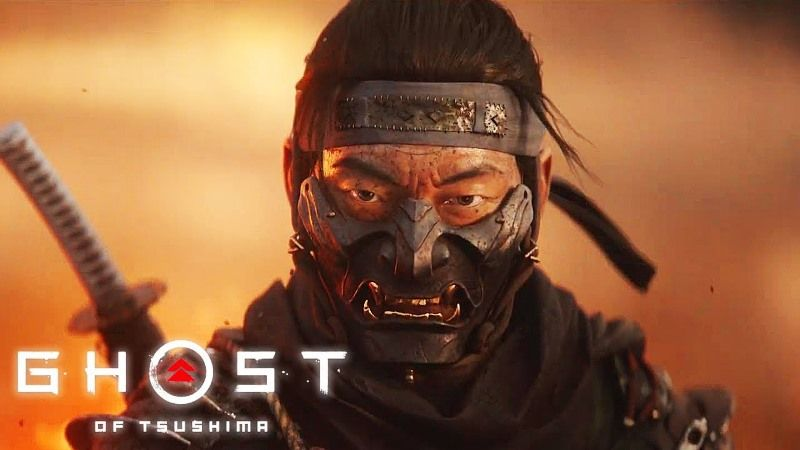 Ghost of Tsushima Epic Cinematic Trailer 'A Storm is Coming' Revealed