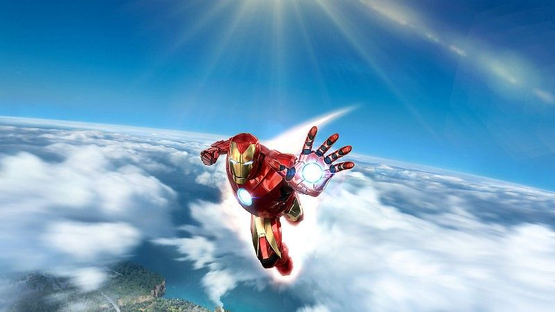 Iron Man VR Game Length