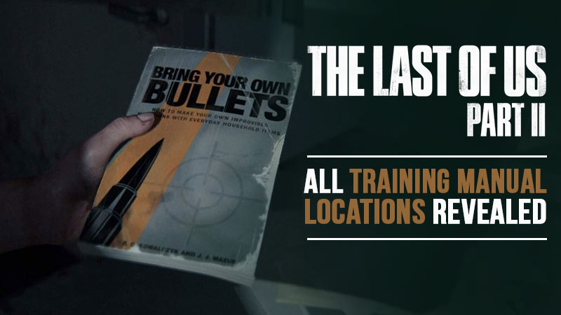 Training Manuals in The Last of Us 2 unlockes new Players Upgrades and are termed as collectibles in the game. Finding them in the game will allow you to get more skills making your experince more profound and complete. If you want to know the location of all the Training Manuals in The Last of Us 2, you've come to the right place. The Last of Us 2 Training Manual Locations Revealed There are a total of 8 players upgrades that you can equip in The Last of Us 2, each upgrade giving you more abilities helping you proceed in the game even further. The Last of Us 2 has a deep story narrative and as you progress you will need these skills. The best thing about these skills is the two of these skills get unlocked as you play the story but for others you will have to find the training manual and learn them. Make sure that you get your hands on all 8 training manual as we have pointed out exactly where you should be looking for them. In case if you happen to miss either one of these already, do not worry as you can get it when you find the next training manual. It is not really possible to skip a training manual as theses skills come in handy and are baked into the gameplay experience. Below is the list of all the training manuals in The Last of Us 2 Crafting Trainig Manual To find the Crafting Training Manual, you will have to reach Chapter 9: Downtown, when here go to the northside where you can find the broken highway bridge located between 6th Ave & 7th Ave. Find a firetruck on the bridge and find a way to get to it, you can easily reach the firetruck by going over the military truck parked beside the bridge. Once you get to its roof, you will be able to jump to the firetruck. Press Triangle to pick up the firehose and cast it down by pressing L2+R2. Use the hose to climb down and swing yourself over towards the overturned truck. Inside this truck, you will find the Crafting Training Manual. Once you have the training manual you will need Supplements but to upgrade your