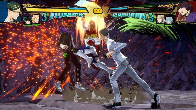 My Hero One's Justice 2 Update Launches Summer