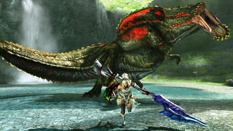 New Monster Hunter Game Coming Nintendo Switch