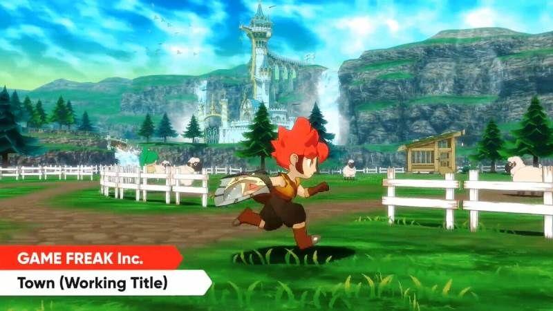 New Pokemon Series In Development at Game Freak