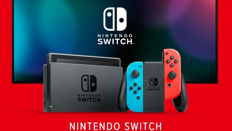 Nintendo Switch System Update 10.0.4