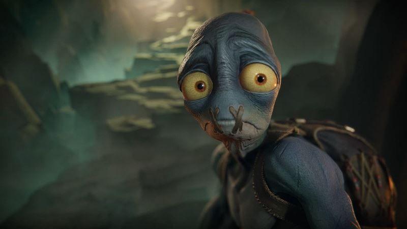 Oddworld: Soulstorm PS5 Game
