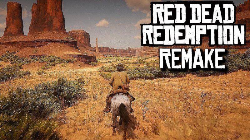 Red Dead Redemption Remake News