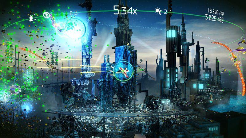 Resogun PlayStation 5