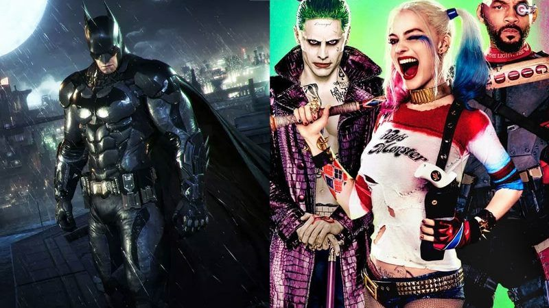 Suicide Squad & Gotham Knights News