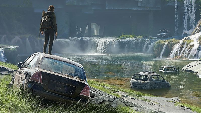 The Last of Us Part II PS4 Pro Resolution 1440p